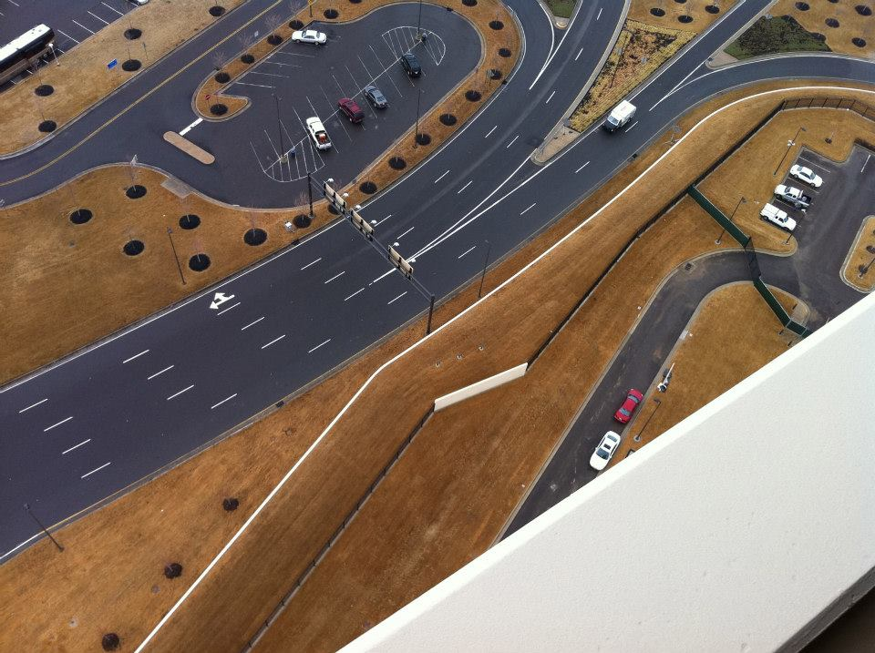 aerial shot 2