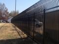 anti climb ornamental fences are very popular now